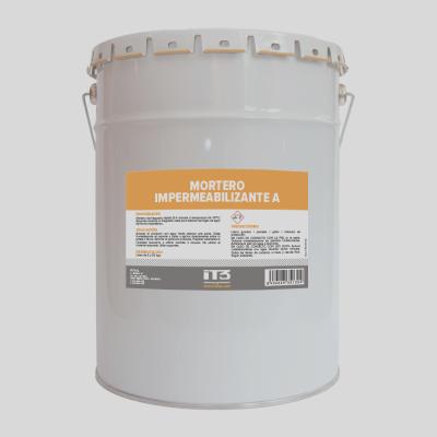 Cemento impermeabilizante c it3 for Mortero sin retraccion